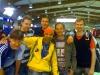 Santulla ja pelaajilla oli hauskaa Virossa!